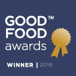 Good Food Awards Winner Seal 2016